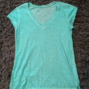 Teal Loose Fit T-Shirt